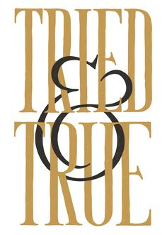 TT by Damian King -- good use of an ampersand