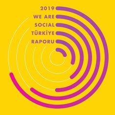 2019 We Are Social Türkiye Raporu Source: Social Media Video, Best Ads, Competitor Analysis, Social Media Design, Online Business, The Book, Digital Marketing, Gifs, Advertising