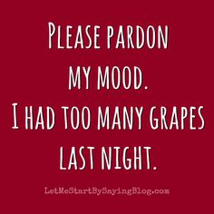 Wine Grapes by @LetMeStart #humor