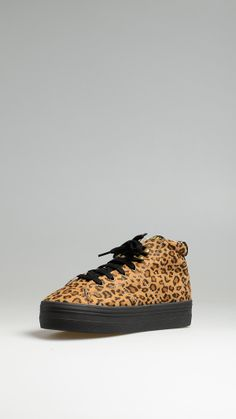 No Name Animal print sneakers
