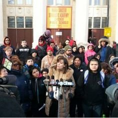 CPS Threatens Teachers Over Standardized Test Boycott - Working In These Times