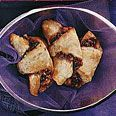 Chocolate Chip, Cherry and Walnut Rugelach