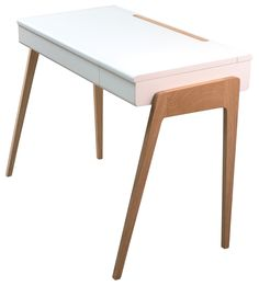 Jungle by Jungle Child's desk in white