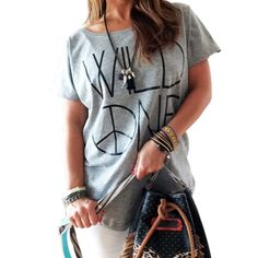 Wild One gray. Online shop www. Wild Ones, Bohemian Style, Gray, Outfits, Shopping, Tops, Textiles, Suits, Grey