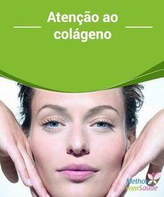 """""""Atenção ao #colágeno Nem só de #beleza vive a #mulher. O #colágeno é muito importante também para a saúde."""""""