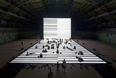 The Transfinite Installation By Ryoji Ikeda