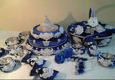Kına tepsisi kına sepeti Projects To Try, Crochet, Party, Wedding, Home Decor, Circumcision, Diy Decorating, Candle, Weddings