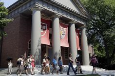 Harvard College 'House Masters' to get new titles because of slavery connotation