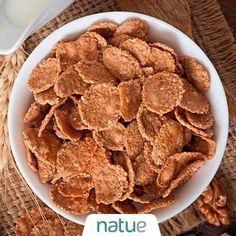 Quem gosta de cereais no café da manhã?? Qual seu preferido? Ahh, clique na imagem para ver diversos tipos de cereais!