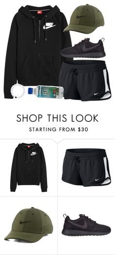 """""""Untitled #1713"""" by ibthal-hussain ❤ liked on Polyvore featuring NIKE and Everest"""