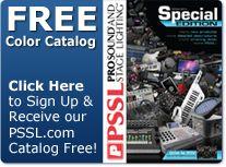 PSSL.com ProSound And Stage Lighting - Buy DJ Equipment and Lighting Equipment