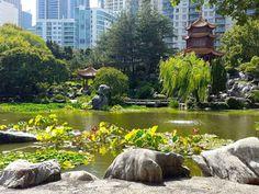 Australia Trip: Chinese Garden of Friendship, Darling Harbour (part Australia Trip, Darling Harbour, Chinese Garden, Sydney, Friendship