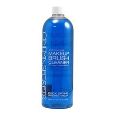 CRC Makeup is an industry leader in price and customer satisfaction! Fast shipping. In Stock. Cinema Secrets Brush Cleaner cleans your makeup brushes. Order now