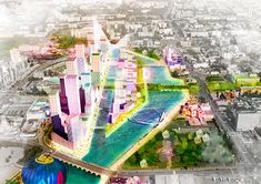 Gallery of de Architekten Cie. and FELIXX's Competition-Winning Transformation of Chelyabinsk - 1