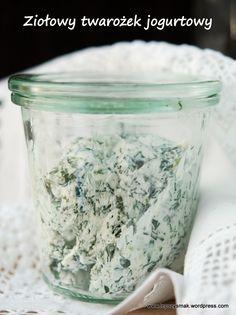 ziołowy twarożek jogurtowy