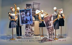 """the Thrill of the Unexpected"", at Nordstrom by Julianne Johnson, pinned by Ton van der Veer"