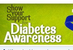 Diabetes Awareness Wristband