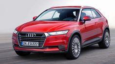 Kompakter Audi der Zukunft: Q2