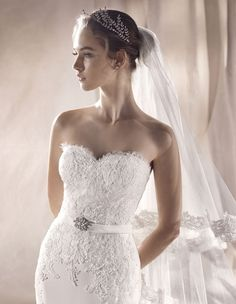 wedding dress silvia