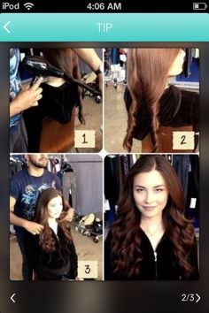 Fast And Easy No Heat Curls
