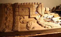 12 best houtsnijwerk images on pinterest acanthus appliques and