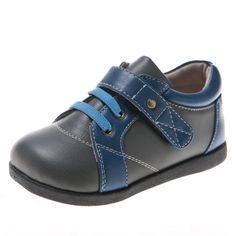 Modische Kinderschuhe, Little Blue Lamb, grau