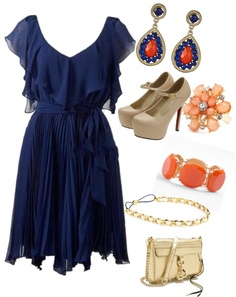 """""""summer date"""" by kyla-mclinn ❤ liked on Polyvore"""