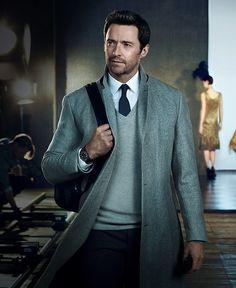 """ Hugh Jackman for Montblanc"""