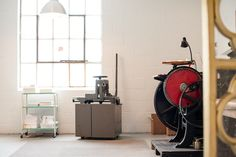 Printerette Press's Studio {photographed by Satori Photography}