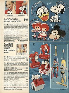 JCPenney Christmas Catalog , I remember going through it every year and circling all the toys that I wanted for my list. I had the Snoopy toothbrush set. Retro Advertising, Vintage Advertisements, Vintage Ads, Retro Ads, Vintage Posters, Vintage Items, Ghost Of Christmas Past, Vintage Christmas, Christmas 2019