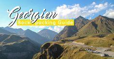 Backpacking in Georgien: Reisetipps & Highlights