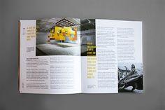 Orbe Magazine on Editorial Design Served