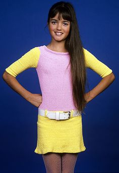 The Wonder Years  STYLE PROFILE  Was there any pre-teen who didn't want Winnie's (Danica McKeller) hair, bangs, belts and boyfriend? Whether you lived through that era or just wished you did, the the five-year series nailed '60s/'70s style perfectly, from Winnie's adolescent evolution to Karen's (Olivia D'abo) hippie-chic ways.