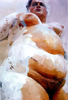 Knead By Jenny Saville Photo:  This Photo was uploaded by tobethephoenix. Find other Knead By Jenny Saville pictures and photos or upload your own with P...