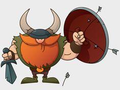 Viking Character #viking #character