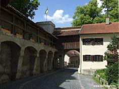 Radtour ab/bis Schongau
