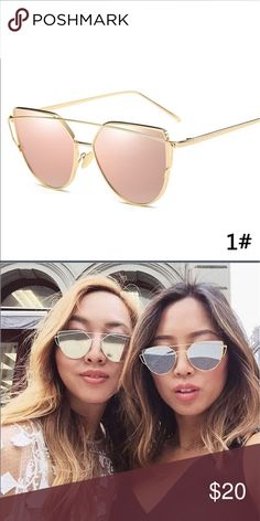 ☄️ Summer '17 women's sunglasses NO TRADES 🙅🏻 ALL REASONABLE OFFERS ARE ACCEPTED 😊👍🏽 NO LOWBALLERS!!! 😒✌🏽️✌🏽 LET'S BUNDLE!!!! 🎋🎉🎁🎊 Accessories Glasses