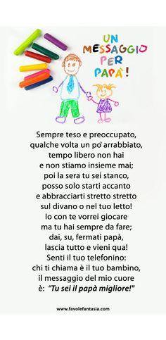 Un messaggio per papà_