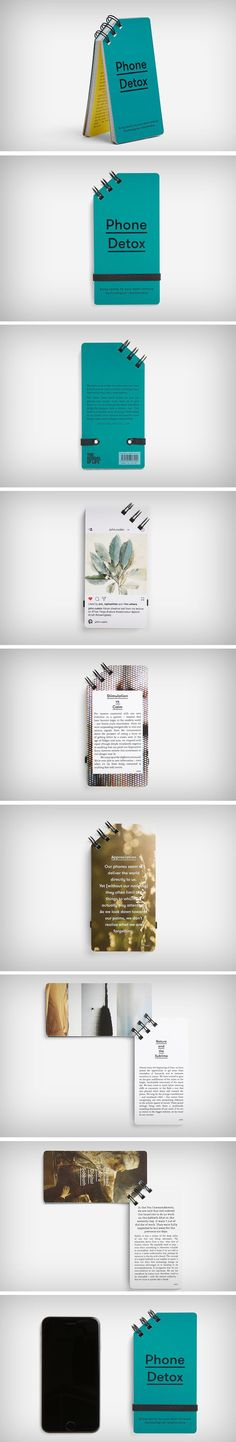 The School of Life presents the Phone Detox. A palm-friendly, phone-sized book that contains insights, ideas, and meditations that help you get over your heavy dependency on your phone, social media, and validation addictions. The book covers relevant topics like Addiction, Monasticism, Poetry, Nature, Dating, Utopia, and even Death. Its aim being to allow us to take a step back, breathe, and contemplate a little. BUY NOW!