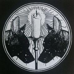 black tattoos occult | Tumblr
