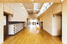Gallery of NFB Nursery / HIBINOSEKKEI + Youji no Shiro - 1