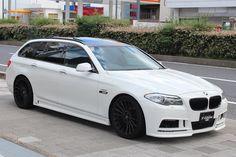 #BMW528iTouring BMW F11 528i Touring HAMANN