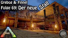 Ark: Survival Evolved - Folge 69: Der neue Stall
