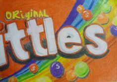 Splatters and Smudges: Pop Art Drawings Candy Drawing, Pop Art Drawing, Art Drawings, Painting Lessons, Drawing Lessons, Drawing Projects, Art Projects, Close Up Art, 8th Grade Art