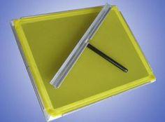 Sunbelt Manufacturing Company: New Eco-Snap & Print Silk Screen Frames