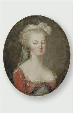 Tea at Trianon: Marie-Antoinette By An Unknown Artist