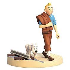 Adventures of Tintin Tintin Railway Mini-Figure