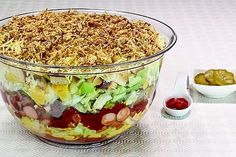 Hot Dog Salat american food and drink - Recipes Sandwich Recipes, Grilling Recipes, Dog Food Recipes, Fruit Recipes, Drink Recipes, Salad Recipes, Rabbit Recipes, Dinner Recipes, Dog Burger