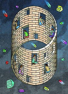 Imposible Torre de Istvan Orosz