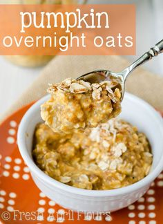 I did it. I jumped on the bandwagon. I didn't think that I was going to, but I did. Did you even know there was a bandwagon? Filled with old fashioned oats, milk, nuts, seeds, spices, evenCHOCOLATE CHIPS? Hop aboard the overnight oats express, people! It's all the rage right now! Ok, actually,...